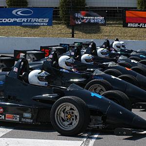 Formula 2000 Racing School in Miami