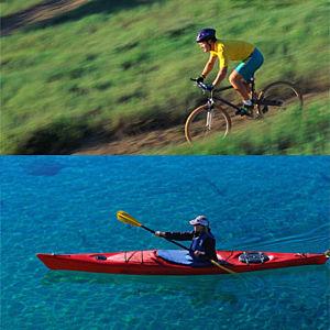 Kayak and Bike Tour in Fort Lauderdale