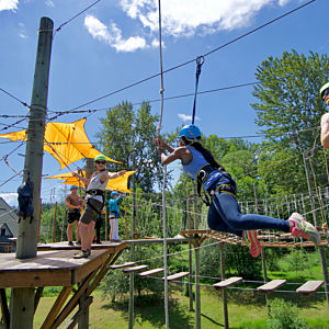 Ropes and Adventure Course in Seattle