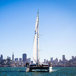 Happy Hour Sail in San Francisco