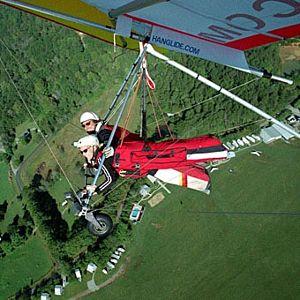 Tandem Hang Gliding Flight in Atlanta