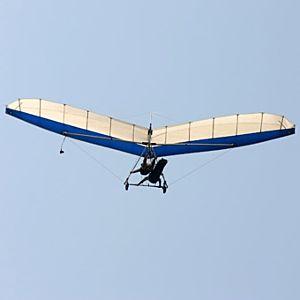 Tandem Hang Gliding Flight in Columbus