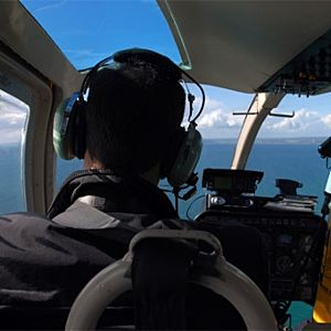 Learn to Fly a Helicopter in New Jersey