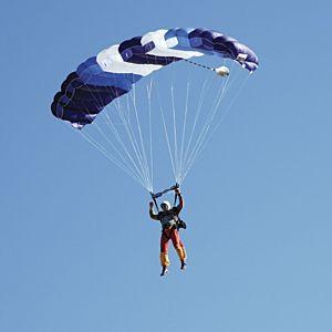 Tandem Skydiving in San Diego