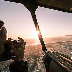Aerial Photography Tour of LA