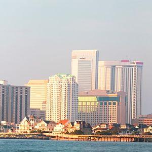 Helicopter Scenic Flight Over Atlantic City