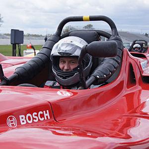Race a Spec Car in Minneapolis
