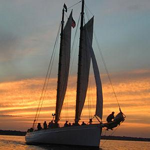 Boston Sunset Sail