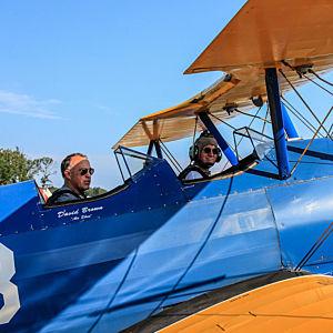 Fly a Biplane