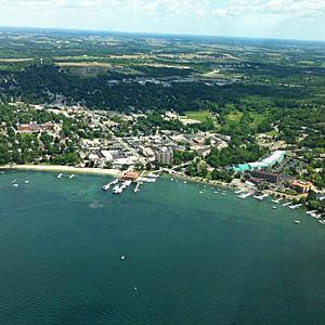 Lake Geneva Scenic Flight