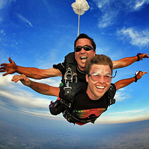 Skydive in Chicago