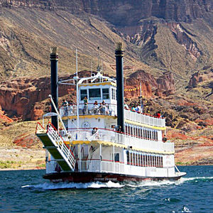 Riverboat Cruise on Lake Mead