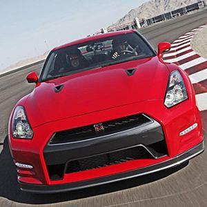 Drive a Nissan GT-R in Las Vegas