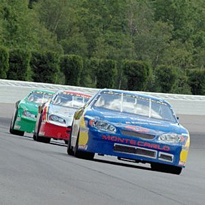Drive a Stock Car at Pocono Speedway