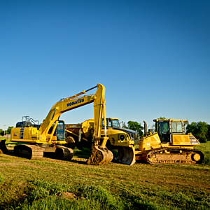 Play with Construction Equipment in Dallas
