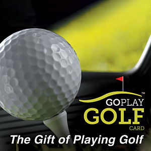 Go Play Golf Gift Card