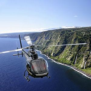 Big Island Coastal Heli Tour
