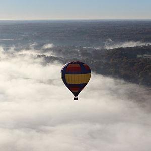 Private Balloon Ride near Columbus