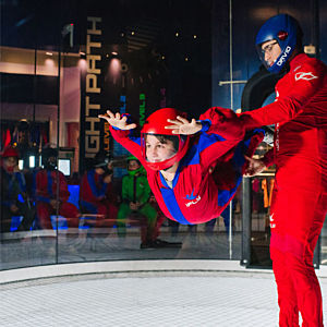 Indoor Skydiving with Instructor