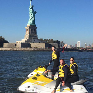 Jet Ski Tour of New York City