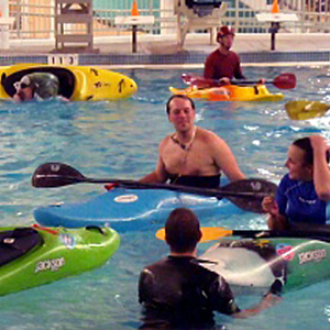 Kayaking - Learn to Roll in Denver