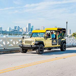 Miami Jeep Tour