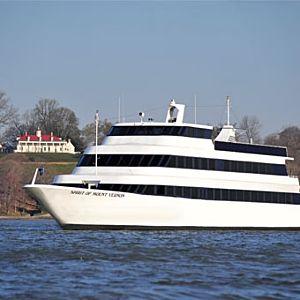 Cruise to Mt. Vernon in Washington DC
