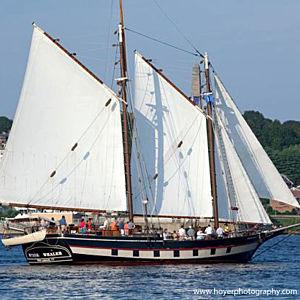 Tall Ship Lunch Cruise in Boston