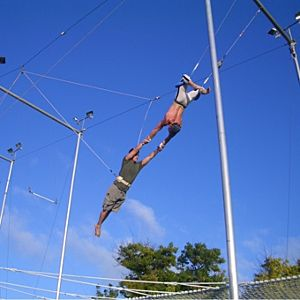Trapeze Lesson in New York