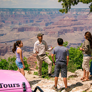 Jeep Tour of the Grand Canyon