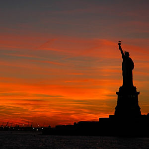 Romantic NYC Sunset Sail in New York