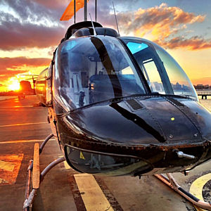 Scenic Baltimore Helicopter Tour
