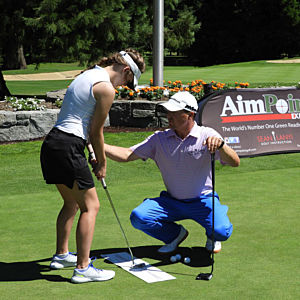 Golf Lesson with a PGA Pro in Dana Point