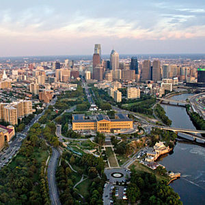 Philly Sunset Heli Tour for 2