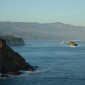 Bell Ranger Flight Lesson