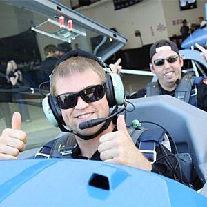 Top Gun Aerobatic Flight in Las Vegas
