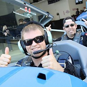 Top Gun Aerobatic Flight near Lake Tahoe