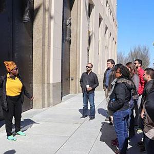 Walking History Tour in Nashville