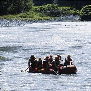 Black River White Water Rafting in New York