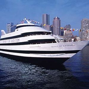 Boston Harbor Lunch Cruise