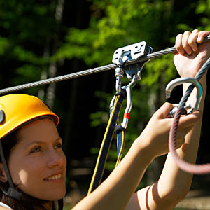 Ultimate Zipline Tour in New Hampshire