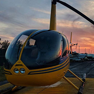 Sunset Helicopter Tour in Key West