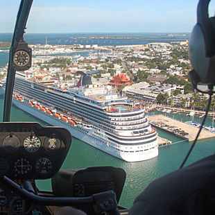 Scenic Helicopter Tour from Key West