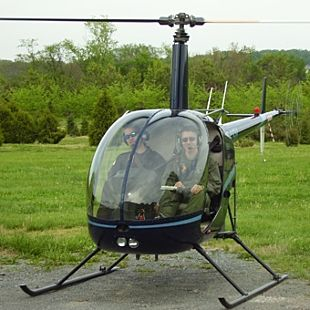 Fly a Helicopter in Baltimore