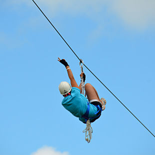 Sturgeon Bay Zipline