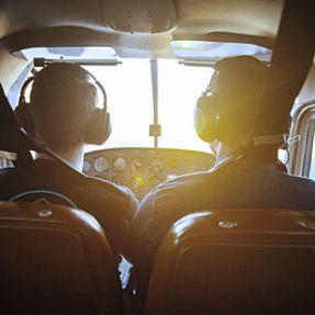 Flight Lesson in San Antonio