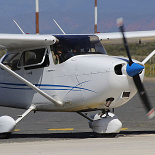 Cessna Flying Lesson