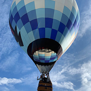 Hot Air Balloon Ride in Ohio