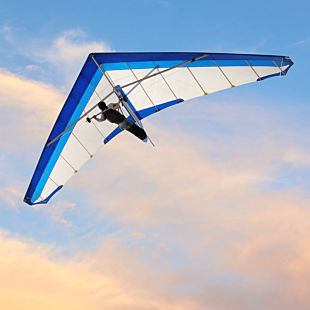 Beginner Hang Gliding Lesson