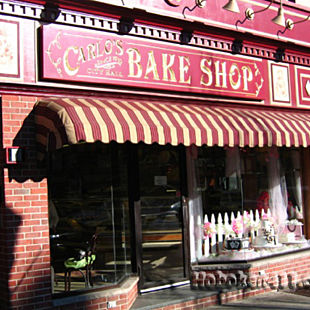Carlos Bakery - Hoboken Tour